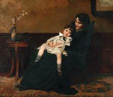 Cecilia Beaux, The Last Days of Childhood