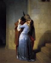 Francisco Hayez, The Kiss